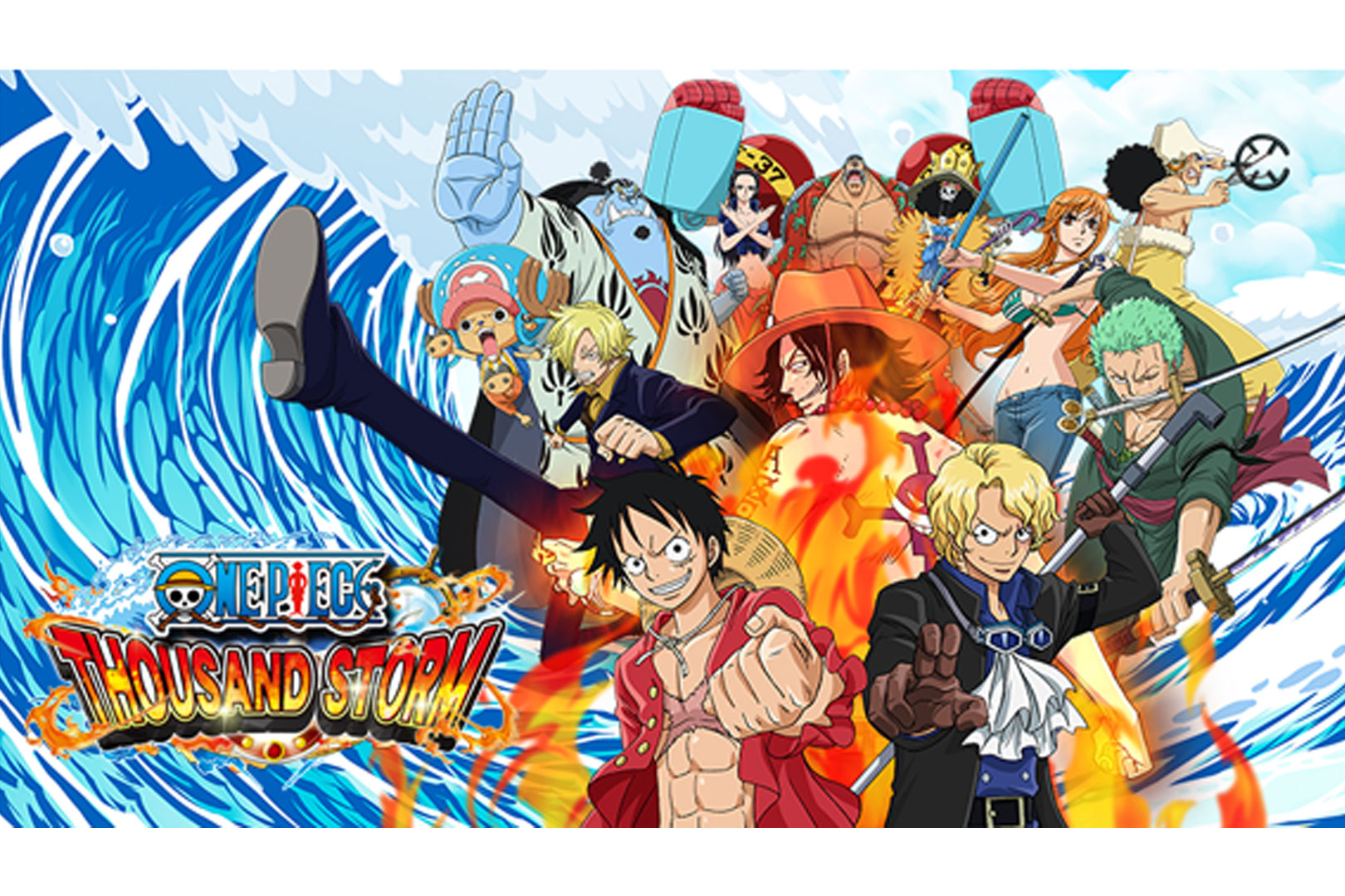 New One Piece mobile game announced!